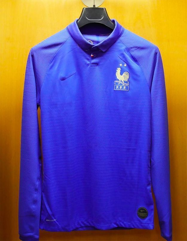 maillot collector France Islande