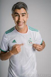 Algérie 2019 maillot domicile CAN 2019