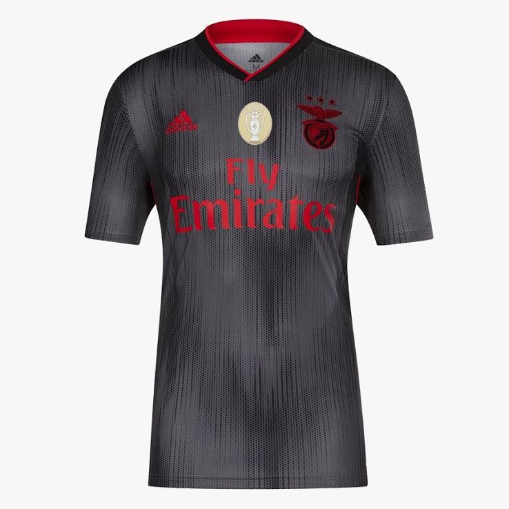 Benfica Lisbonne 2020 maillot exterieur football