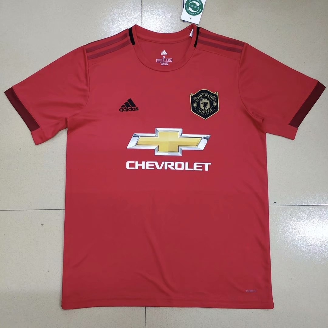 Manchester 2020 maillot foot domicile Adidas