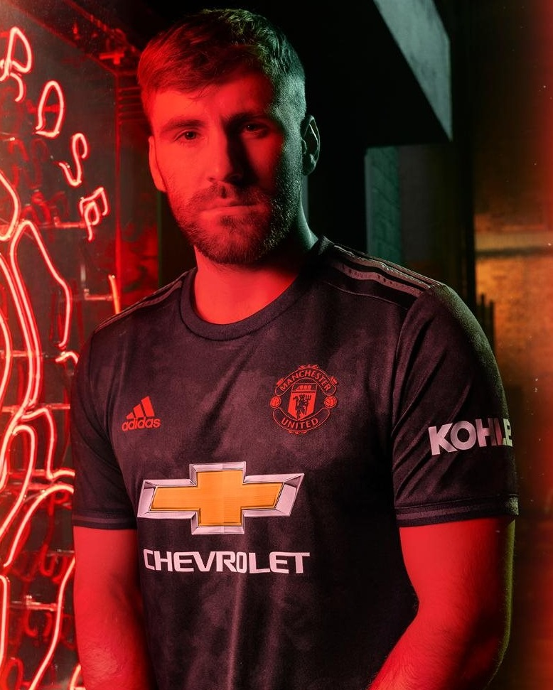 Manchester United 2019 2020 troisieme maillot