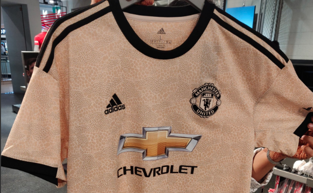Manchester United 2020 les nouveaux maillots de football