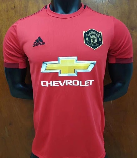 Manchester United 2020 maillot foot domicile Adidas