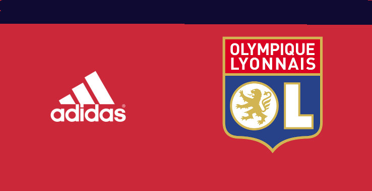 OL 2020 couleur 3eme maillot foot third Lyon 2019 2020