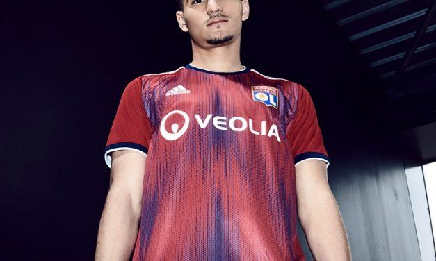OL 2020 les nouveaux maillots de foot Lyon 2019-2020