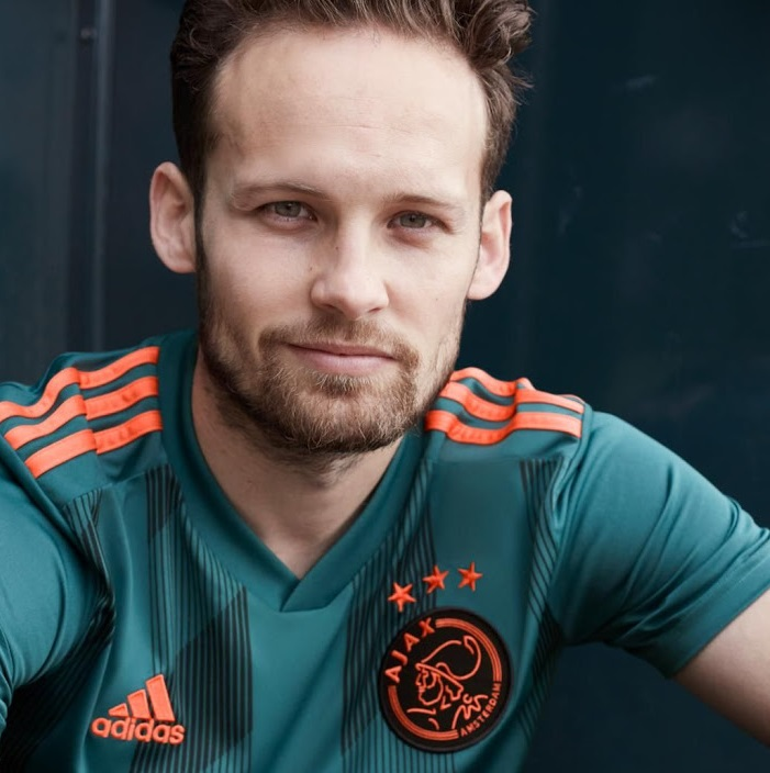 Ajax 2020 maillot exterieur de football