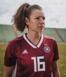 Allemagne 2019 maillot exterieur femme coupe du monde 2019 foot