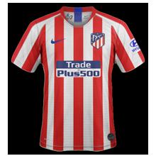 Atletico Madrid 2020 nouveau maillot domicile