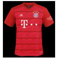 Bayern 2020 maillot foot domicile