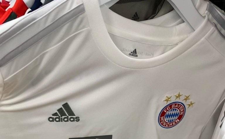 Bayern Munich 2020 maillot exterieur football Adidas