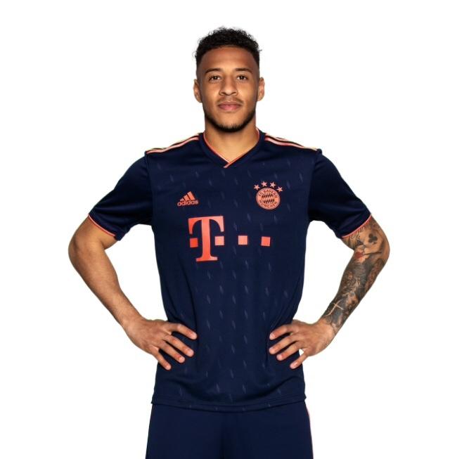Bayern Munich 2020 maillot third football Adidas