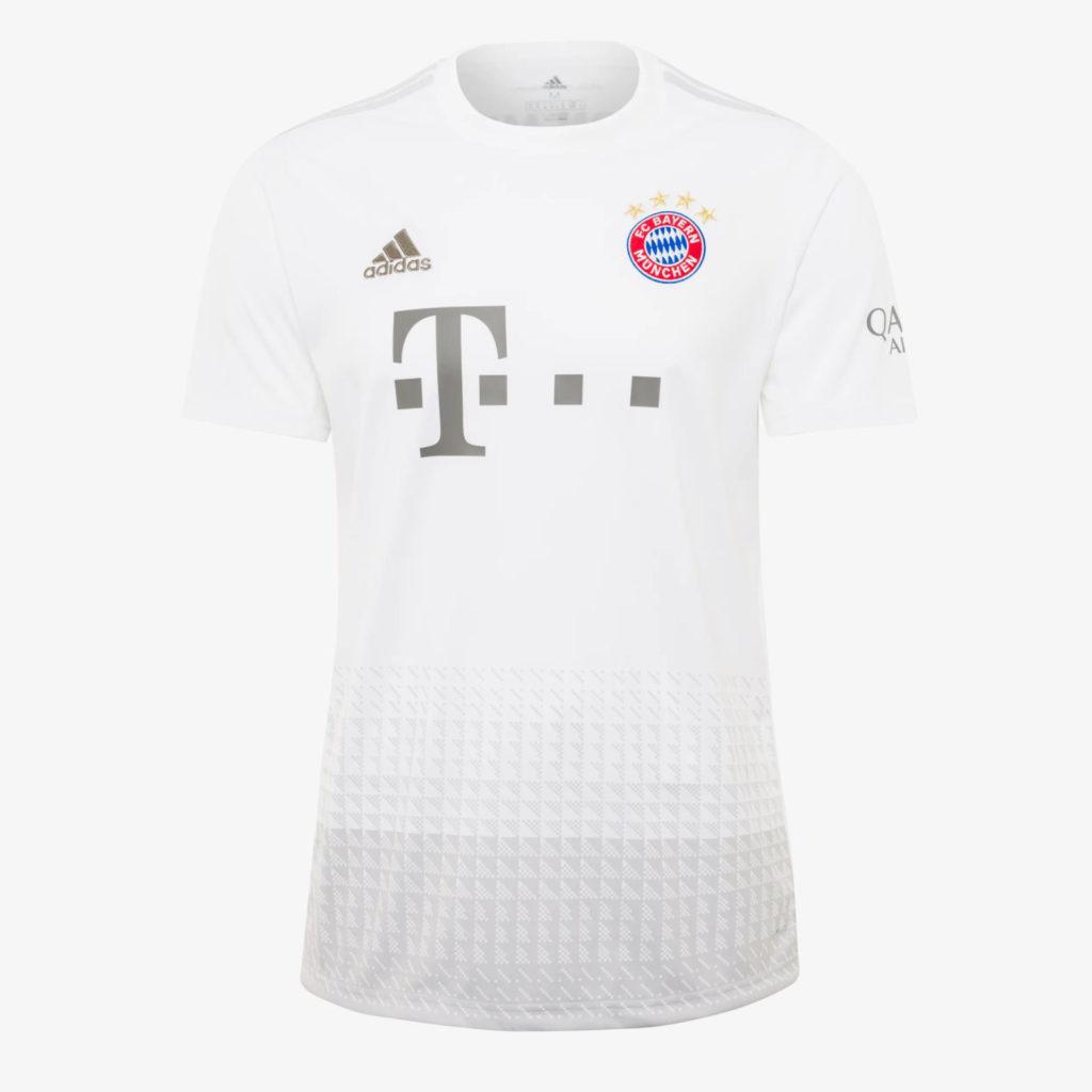 Bayern Munich 2020 nouveau maillot exterieur foot