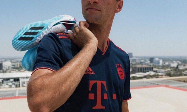 Les nouveaux maillots de foot du Bayern Munich 2020