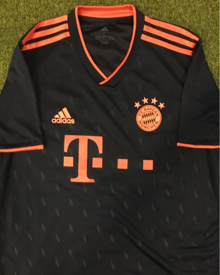 Bayern Munich 2020 troisieme maillot third football