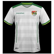 Bolivie maillot exterieur copa america 2019