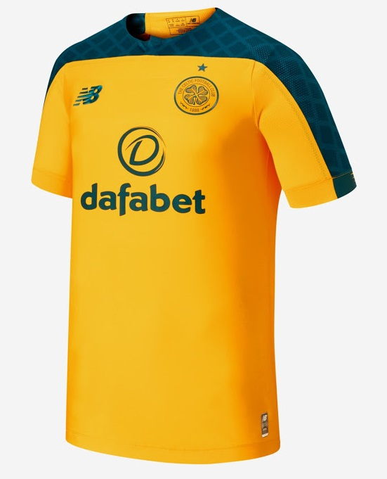 Celtic 19 20 maillot exterieur foot 2020