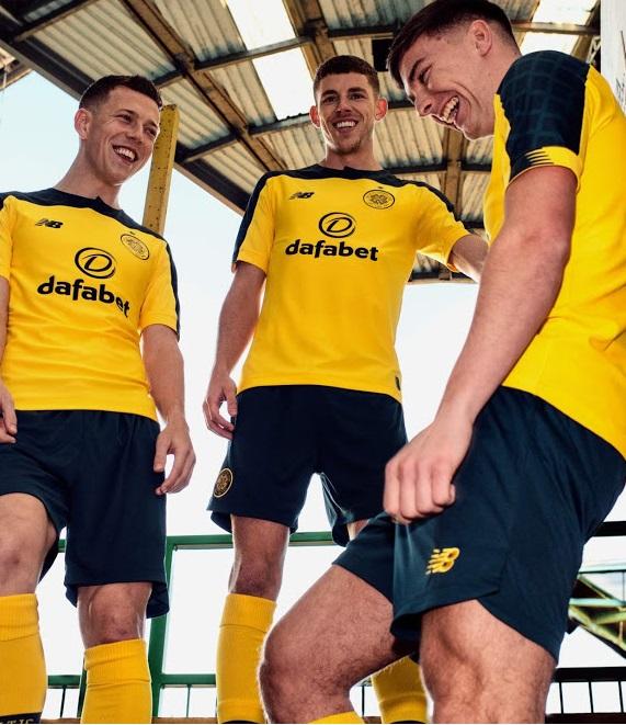 Celtic 19 20 maillot football exterieur officiel