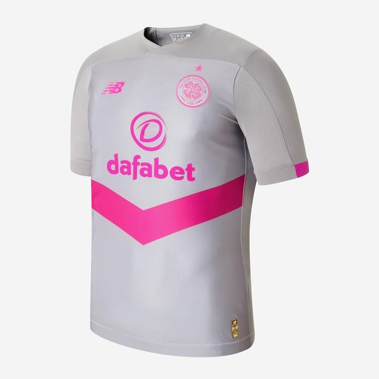 Celtic 2019 2020 maillot third 19 20