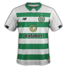 Celtic 2020 maillot foot domicile New Balance