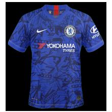 Chelsea 2020 nouveau maillot domicile foot