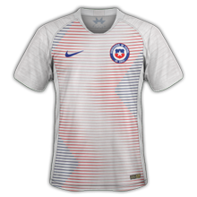 Chili maillot exterieur copa america 2019