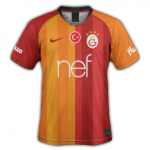 Galatasaray 2020 maillot domicile foot