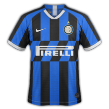 Inter Milan 2020 maillot domicile football Nike