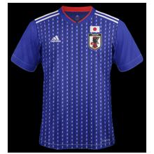 Japon 2019 maillot domicile foot Copa Ameria 2019
