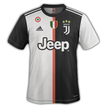 Juventus 2020 maillot foot domicile 19 20
