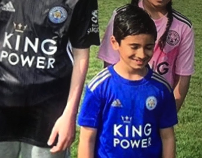 Leicester 2020 maillots de foot Leicester City