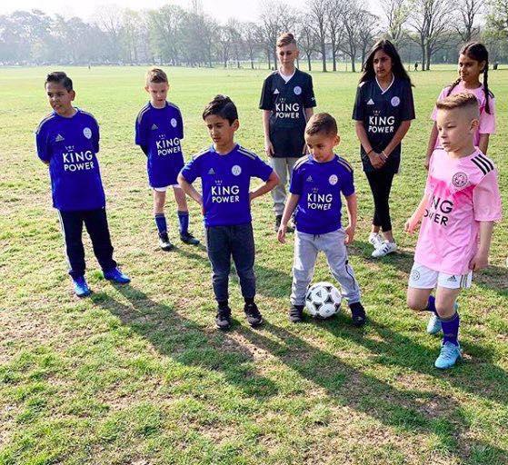 Leicester 2020 nouveaux maillots de foot Leicester City