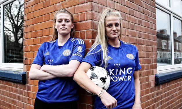 Photos des nouveaux maillots de Leicester 2019/2020