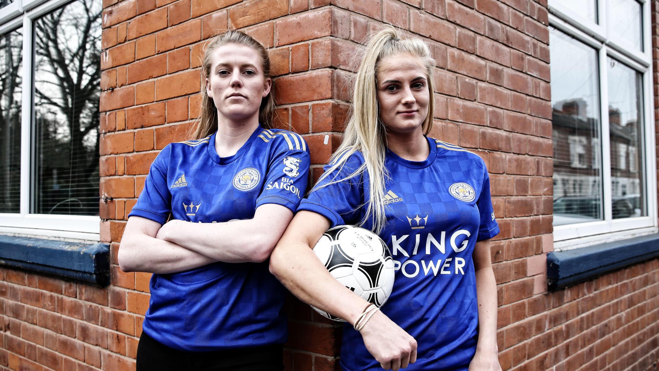 Leicester nouveau maillot domicile 2020