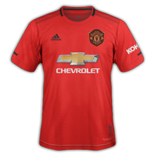 Manchester United 2020 maillot foot domicile