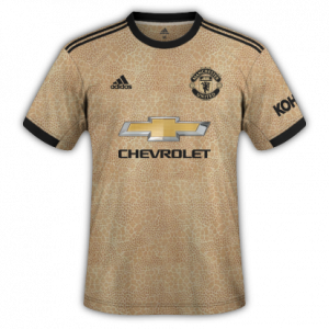 Manchester United 2020 nouveau maillot foot exterieur