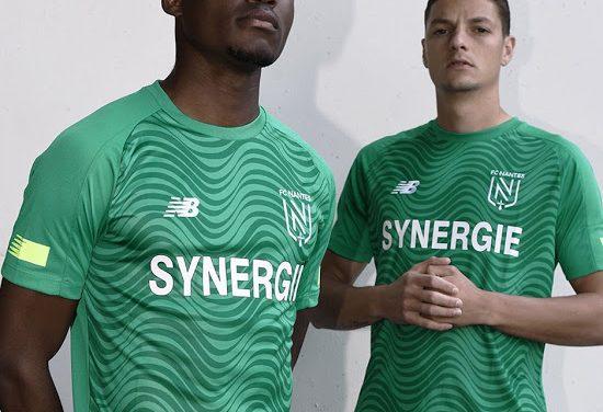 Les surprenants nouveaux maillots du FC Nantes 2020