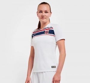 Norvege 2019 maillot exterieur femme coupe du monde 2019