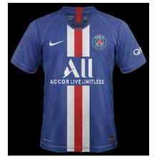 PSG 2020 nouveau maillot domicile 19 20 Paris
