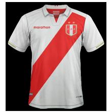 Perou 2019 maillot domicile football Copa Ameria 2019