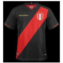 Perou nouveau maillot exterieur foot Copa America 2019