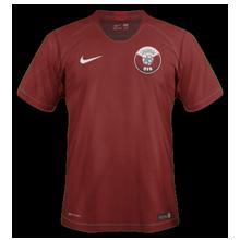 Qatar 2019 maillot domicile football Copa Ameria 2019