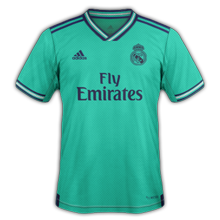 Real Madrid 2020 troisieme maillot third