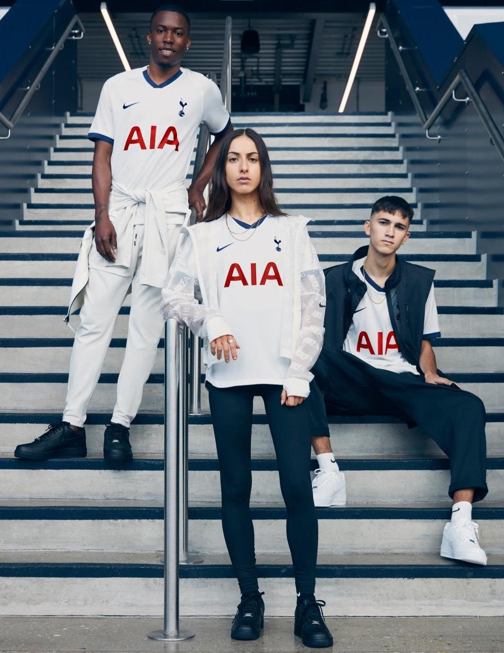 Tottenham 2020 maillot de foot domicile Nike