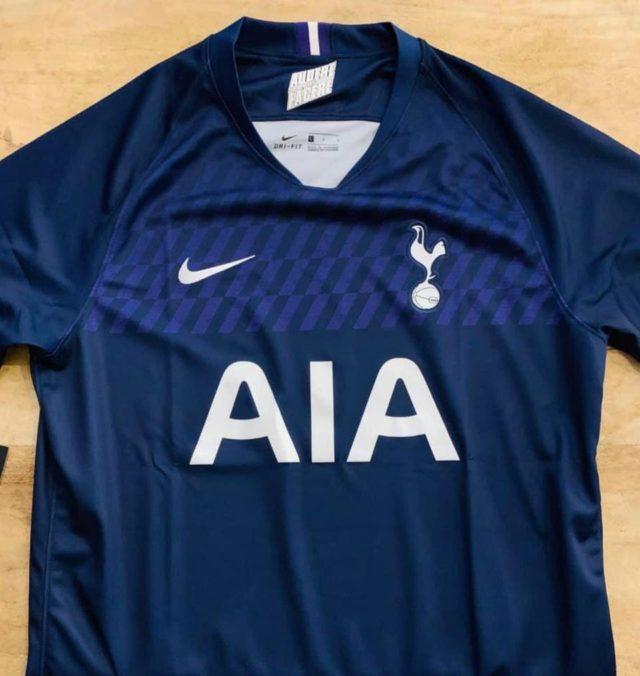 Tottenham 2020 maillot exterieur Nike