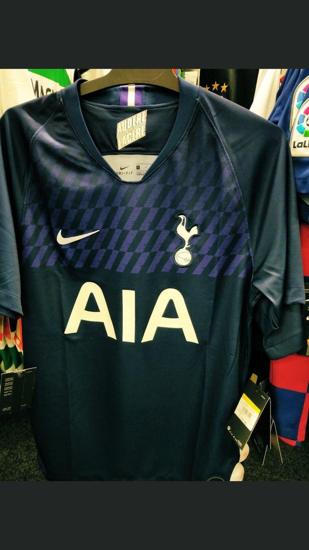 Tottenham 2020 nouveau maillot exterieur 19 20
