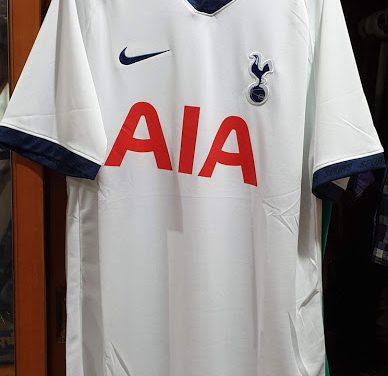 Tottenham 2020 nouveaux maillots de foot 2019 2020