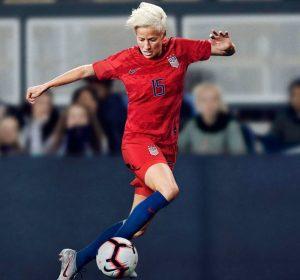 USA 2019 nouveau maillot extérieur foot Etats-Unis coupe du monde femme 2019