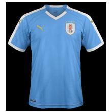 Uruguay maillot domicile football Copa Ameria 2019