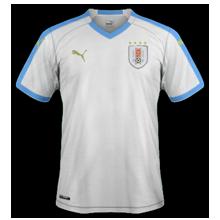 Uruguay maillot exterieur football Copa Ameria 2019