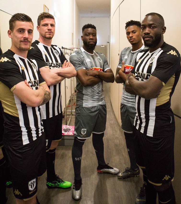 Angers maillots 2019 2020